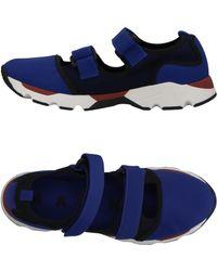 Marni Sneakers & Tennis basses - Bleu