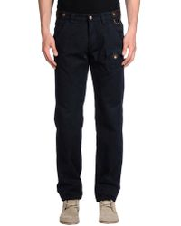 Frankie Morello - Casual Trouser - Lyst
