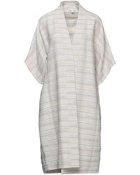 Hanro Dressing Gown - Natural