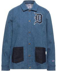 Champion Capospalla jeans - Blu