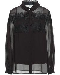 Clips Shirt - Black