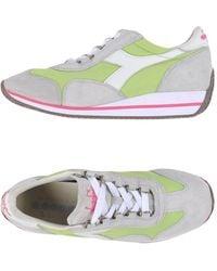 Diadora Low-tops & Sneakers - Green