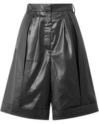 Tibi Shorts et bermudas - Noir