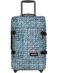 EASTPAK X ANDY WARHOL - Wheeled Luggage - Lyst