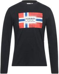 Napapijri T-shirt - Black