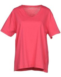 Fred Mello T-shirt - Pink