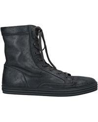 Hogan Rebel Sneakers - Black