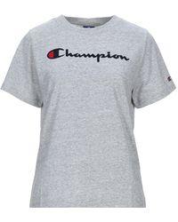 Champion T-shirt - Grey