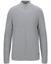 Only & Sons Turtleneck - Grey