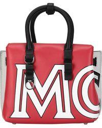 MCM Cross-body Bag - Red