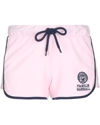 Franklin & Marshall Shorts - Pink