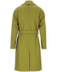 Hevò Coat - Green
