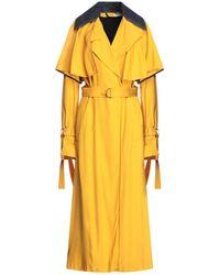 ADEAM Coat - Yellow