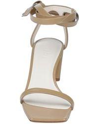 Tibi Sandals - Natural