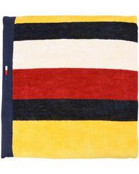 Tommy Hilfiger Beach Towel - Yellow