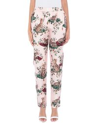 Dolce & Gabbana Casual Trouser - Pink