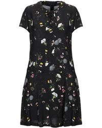 Cacharel Short Dress - Black
