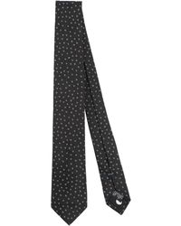 Paul Smith Cravate - Noir