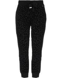 Twin Set Casual Trouser - Black