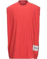 Rick Owens - T-shirts - Lyst