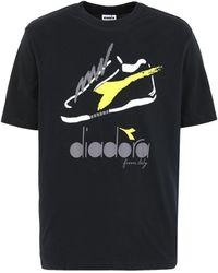 Diadora T-shirt - Black