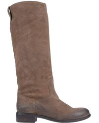 Strategia Boots - Brown