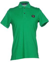 Paul & Shark Poloshirt - Grün