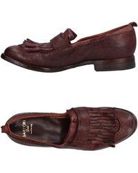 Sartori Gold Loafer - Brown