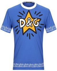 Dolce & Gabbana T-shirt - Blu