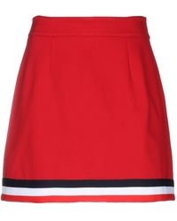Berna - Mini Skirt - Lyst