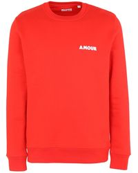 PALETTE COLORFUL GOODS Sweat-shirt - Rouge