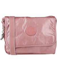 Kipling Cross-body Bag - Pink
