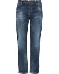 0/zero Construction Pantaloni jeans - Blu