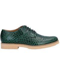 Stephen Venezia Zapatos de cordones - Verde