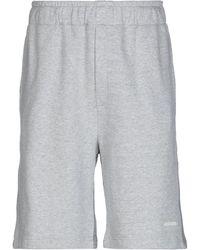 Golden Goose Deluxe Brand Bermuda Shorts - Gray