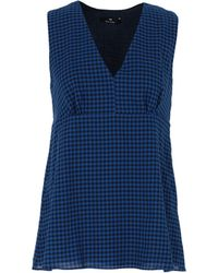PS by Paul Smith Top - Blue