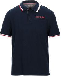 Guess Polo Shirt - Blue