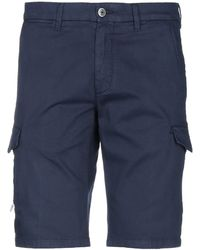 Corneliani Bermuda Shorts - Blue