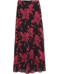 Guess Long Skirt - Multicolor