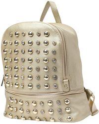 Mia Bag Backpacks & Bum Bags - Metallic