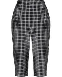 Isa Arfen 3/4-length Short - Black