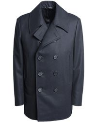 Dunhill Coat - Blue