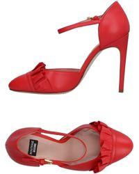 Boutique Moschino Zapatos de salón - Rojo