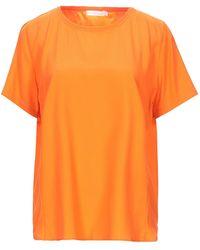 The Mercer N.Y. (the Mercer) N.y. Blouse - Orange
