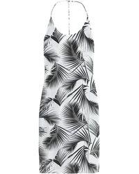 Mikoh Swimwear Robe midi - Blanc