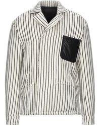 Haider Ackermann Coat - White