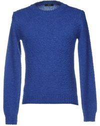 Retois Pullover - Blu