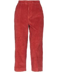 KATIA GIANNINI Trousers - Orange