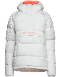 O'neill Sportswear Down Jacket - White