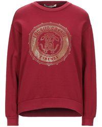 Roberto Cavalli Sweatshirt - Red